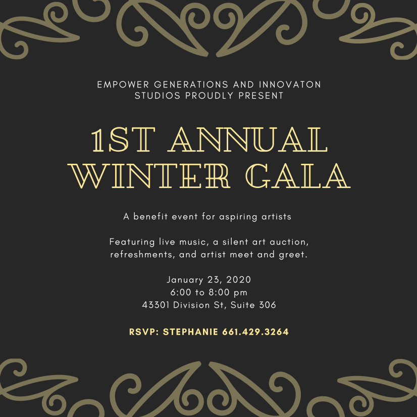 Empower Generations Winter Gala