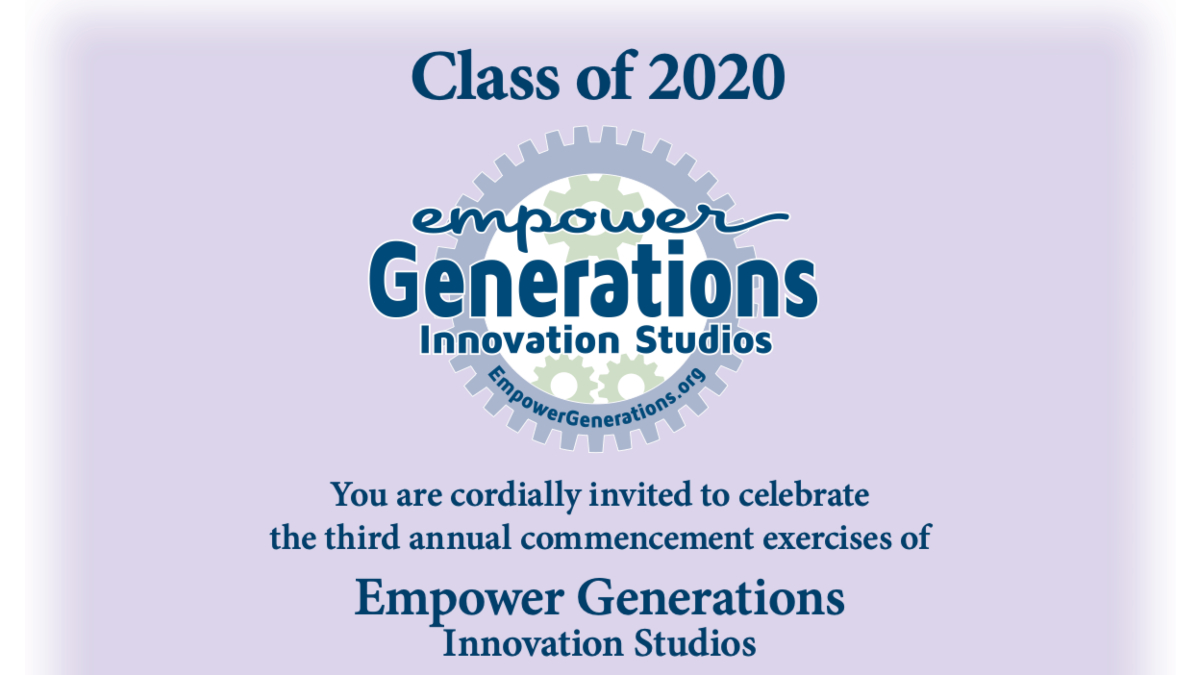 Empower Generations Class of 2020