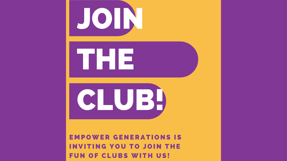 Empower Generations join the club