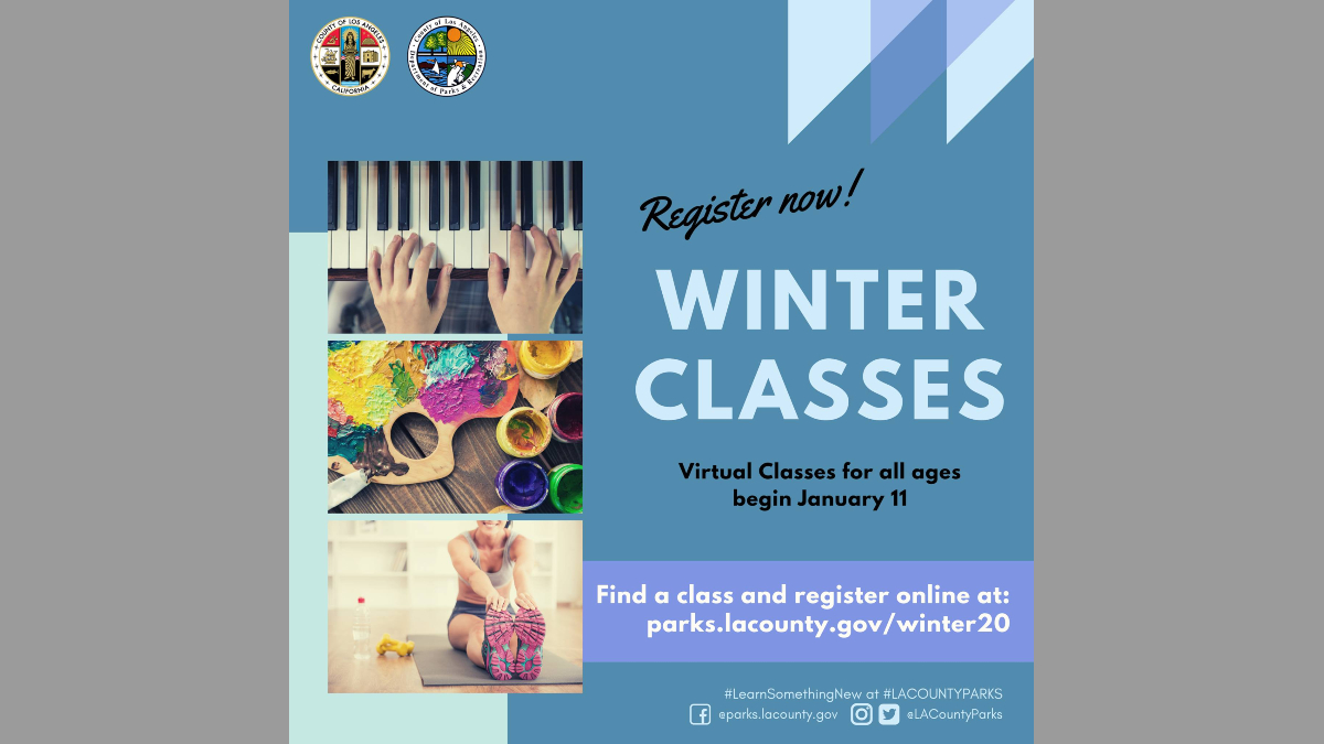 Winter Classes Empower Generations