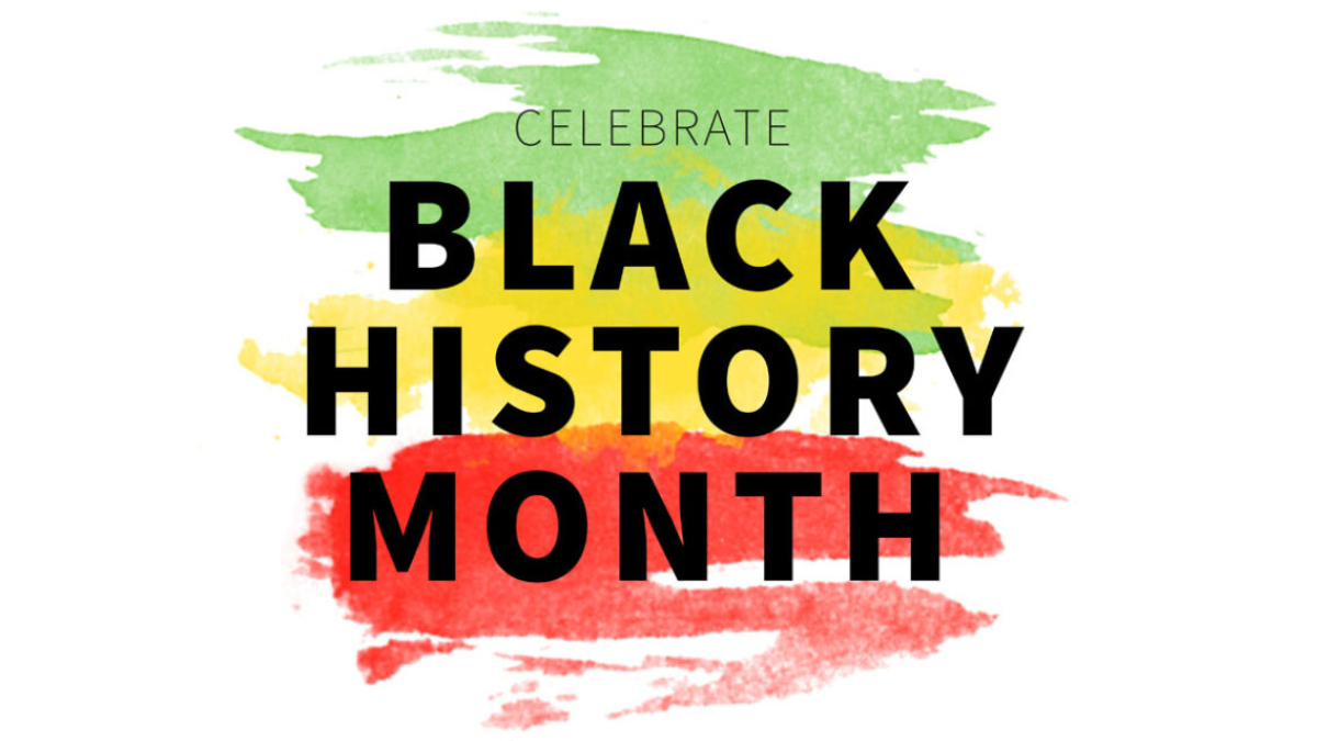 Black History Month words
