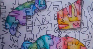 art by Empower Generations learner Hamidah