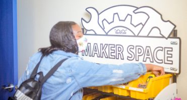 Empower Generations learner Maker Space