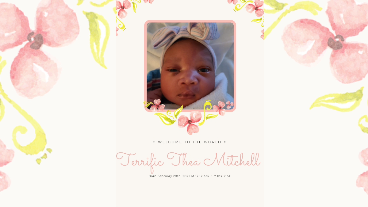 Empower Generations Thea Mitchell