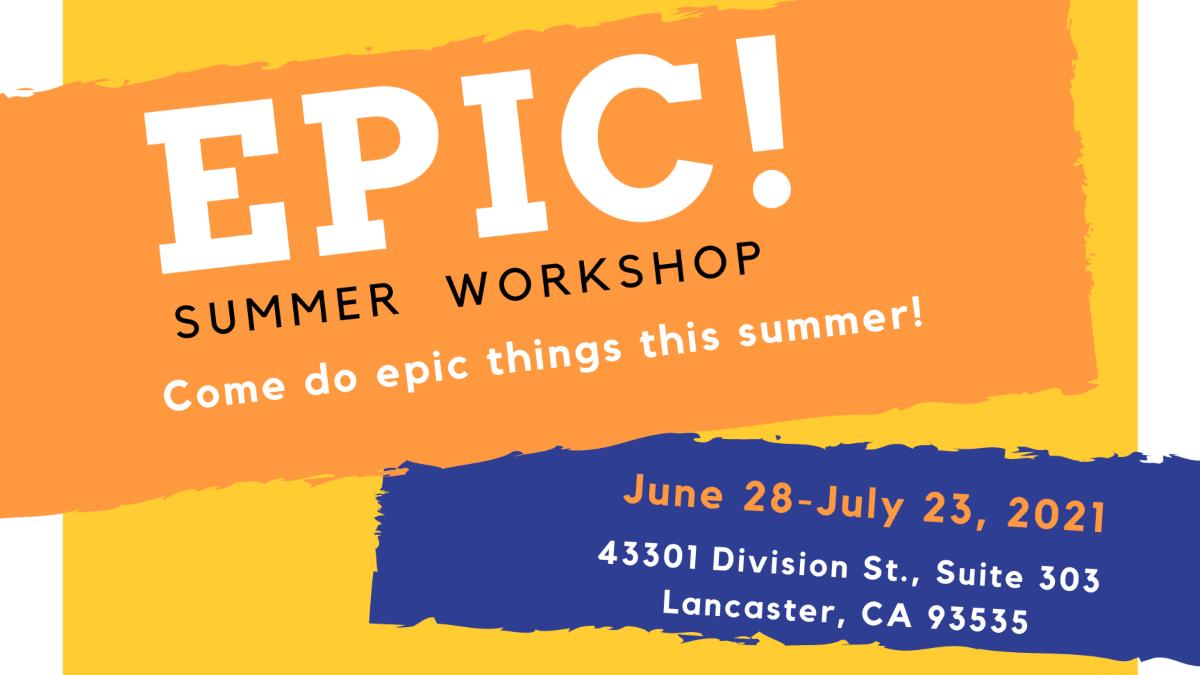 Empower Generations summer workshop