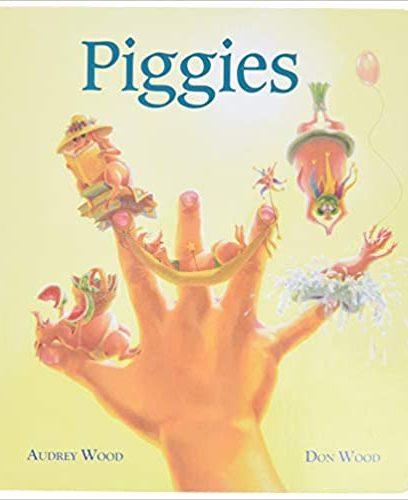 Piggies (Board Book)