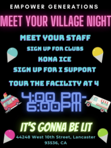 Meet Your Village